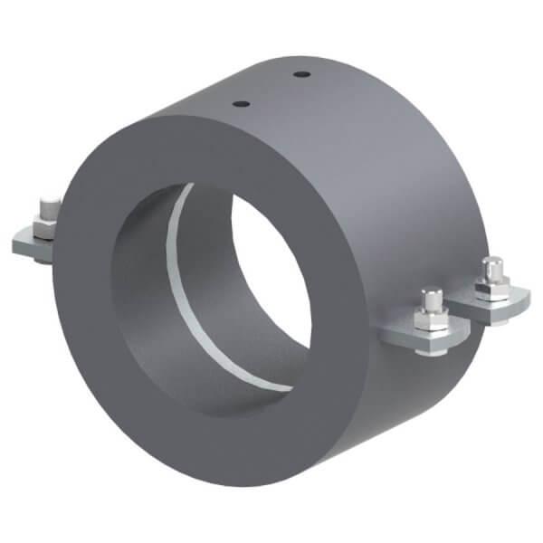 Low temperature pipe clamp Type 170 F