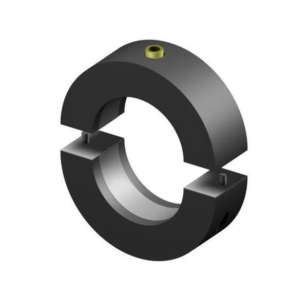 Low temperature pipe clamp Type 175/175 plus